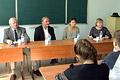Студенты ФФЖ встретились с немецкой делегацией