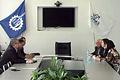 Встреча ректора ОГУ с генеральным директором ЮУМЗ