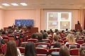 Пленарное заседание XXXIXстуденческой научной конференции
