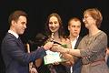Финал ежегодного конкурса «Мистер студент ОГУ»
