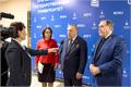 Визит депутатов Государственной думы РФ в ОГУ