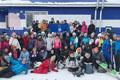 Студенты ОГУ покорили снежные вершины Кувандыка