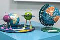 Награждение победителей IX конкурса творческих работ «Мир космоса»