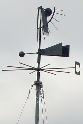Учебная метеостанция ОГУ - Измерительные приборы